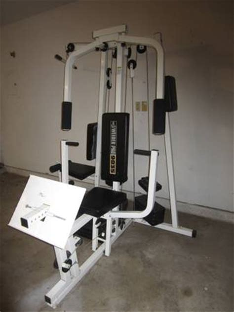 weider pro home espotted
