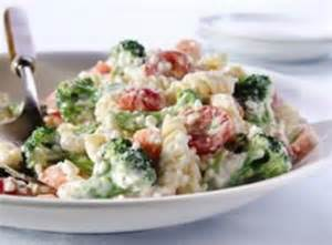 recipes with cottage cheese and pasta pasta with cottage cheese salad recipe just a pinch recipes