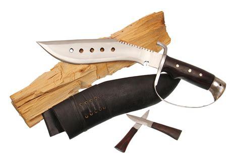 kukri handle chhukuri doubble edge kukri d guard handle survival