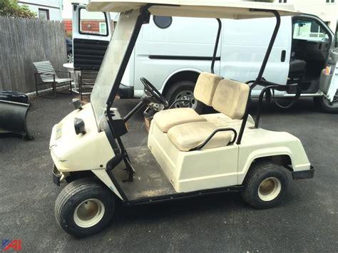 auctions international auction business liquidation  item  par car golf cart
