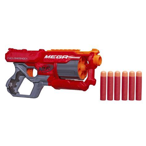 nerf n strike elite mega cycloneshock blaster only 9 97