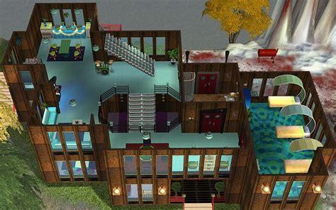 mausoleo set at luna sims lulamai social sims mod the sims galaxia tera luna sci fi and futuristic home