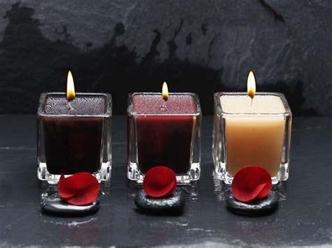 paraffina per candele candele fai da te