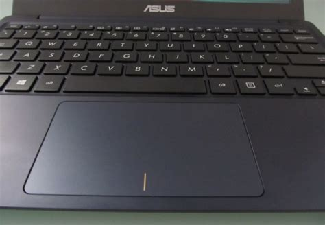 Touchpad Netbook Asus asus eeebook x205 budget windows laptop review liliputing
