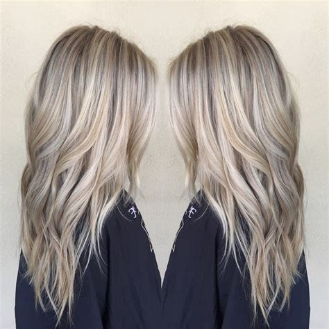 ash blonde hair with highlights olaplex before and after pics google search hair