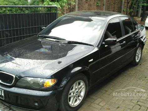Accu Mobil Bmw 318i jual mobil bmw 318i 2002 e46 2 0 di jawa barat automatic sedan hitam rp 62 500 000 4211583