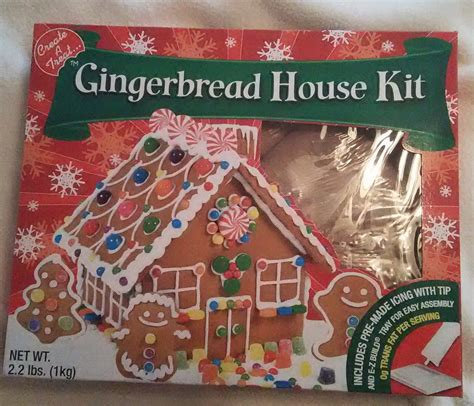gingerbread house kits gingerbread house kit review fun indoor project for the kids