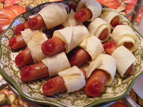 appetizers finger food appetizers for halloween bacontimewiththehungryhypo