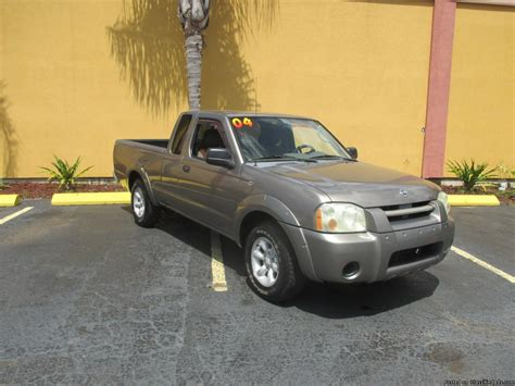 nissan frontier king cab for sale nissan frontier king cab xe for sale used cars on