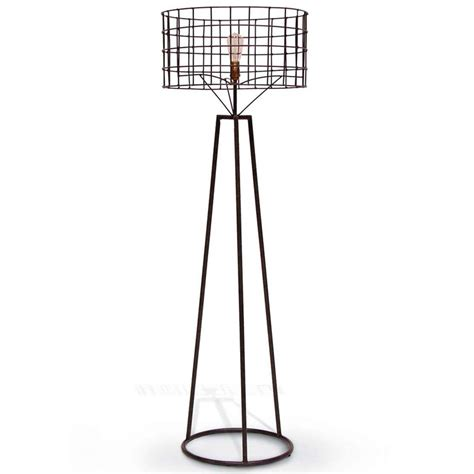 industrial floor l ikea best tull cage ceiling or floor lamp images on