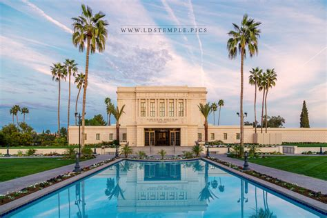 lighting stores mesa az mesa temple fading light reflecting pool lds temple pictures