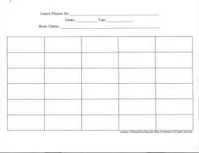Grid Planner Online Elementary Weekly Lesson Plan Template Happy Memorial Day