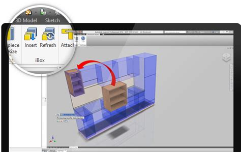 woodwork  inventor furniture design software
