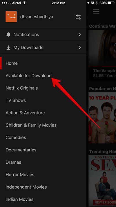 filme downloaden netflix iphone cara mudah download film netflix di iphone dan ipad