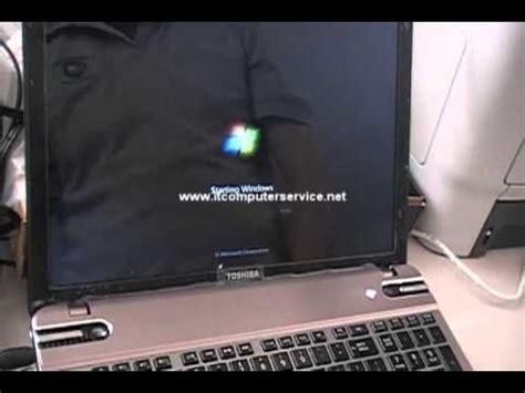toshiba satellite p855 s5200 cd dvd boot option