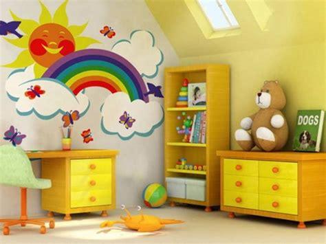 تزیین اتاق کودک با ایده های ارزان و جذاب