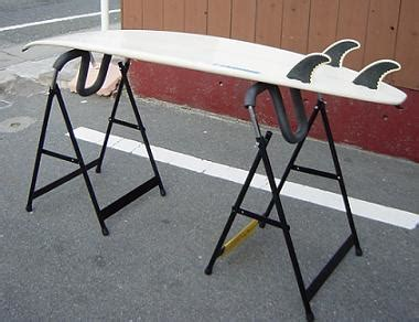Surfboard Repair Rack by 1000 Images About Surfboard Repair Stand On