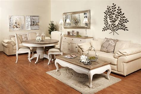 Wood Living Room Furniture Distressed Painted Furniture White Vintage Living Room Furniture