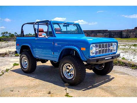 ford bronco for sale 1976 ford bronco for sale classiccars cc 879437