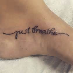 just breathe tattoo designs best 25 just breathe ideas on