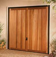 wooden garage doors cornwall