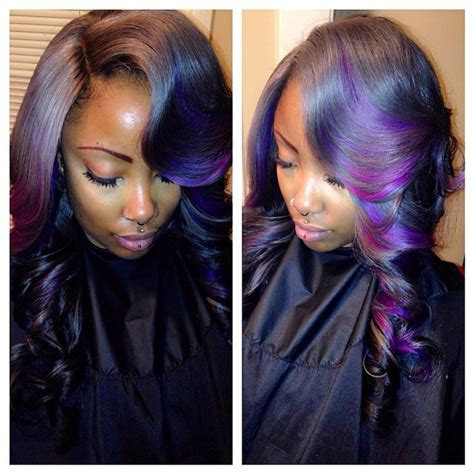sew ins with color need a hair makeover add some hair color voice of hair
