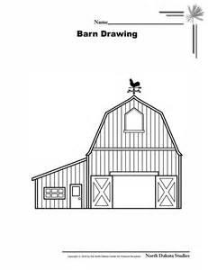 drawings of barns barn drawing dakota studies