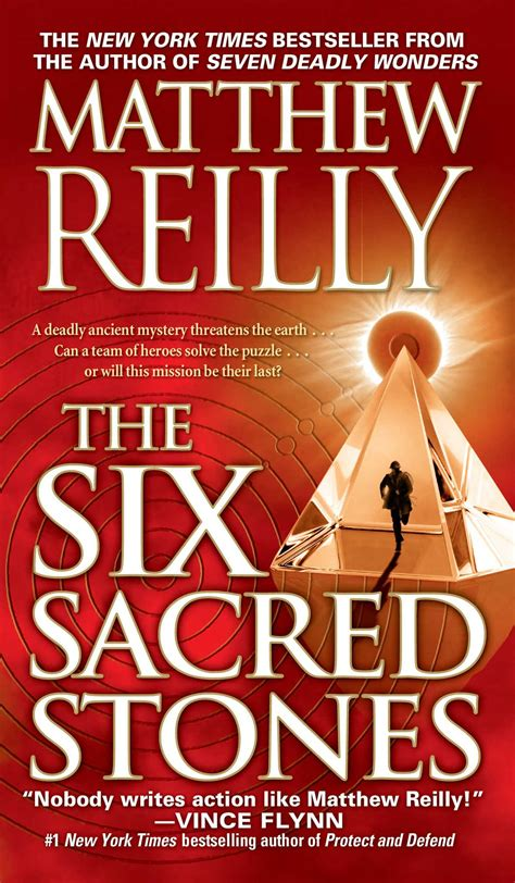 the six sacred stones ebook by matthew reilly official