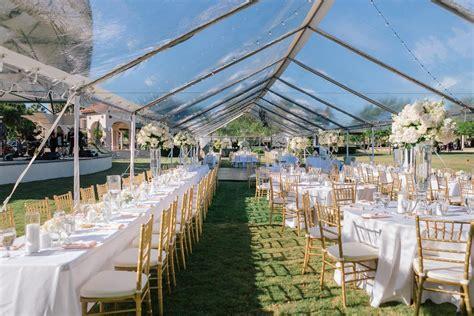 wedding rental orlando wedding supplies orlando wedding rental tent