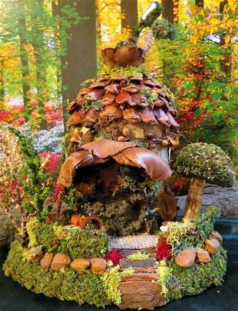 fairy house ideas fairy houses and miniature gardens one hundred dollars a month
