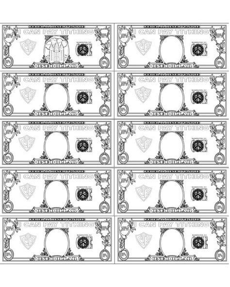 lds coloring pages on tithing tithing coloring page printable coloring pages