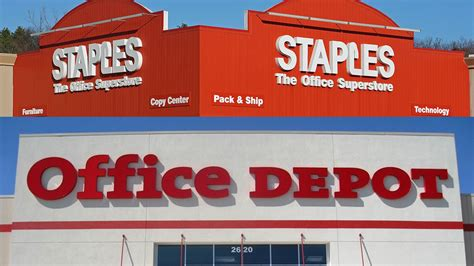 Office Depot Unsubscribe What Consumers And Investors Should Expect From A Mega