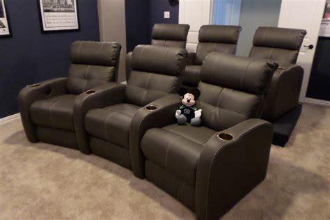 stereo theater chair  palliser mccabes theater