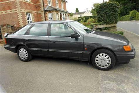 A Grand Monday: Ford Granada Ghia X     Honest John