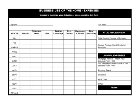 home office tax deduction 2016 worksheet self employment tax and deduction worksheet