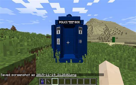 mine craft lego dimensions tardis mods discussion minecraft mods