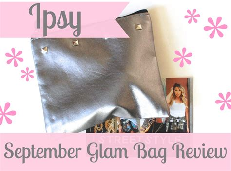 Which Are You Take The Glam Quiz by Ipsy Glam Bag September 2014 Review 2 Rosebuds