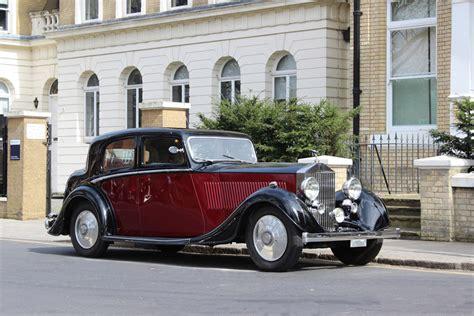 1935 rolls royce 1935 rolls royce 20 25 sports saloon by lancefield of