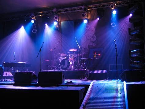 musical lights small concert stage design studio design gallery