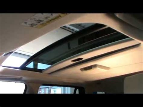 range rover sunroof open landrover rangerover sport with webasto hollandia 700