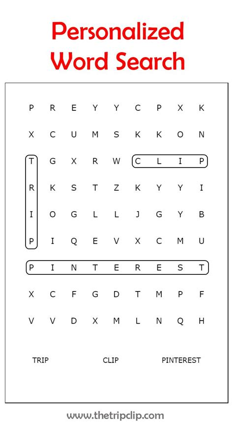 printable word search maker word search maker plus lots of other printable activities