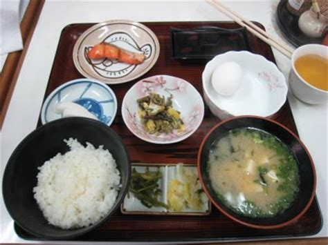 breakfast blog traditional japanese breakfast