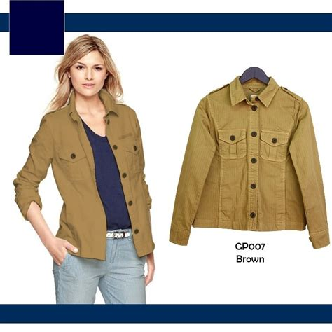 Cuci Gudang Wallet 1 cuci gudang gp utility jacket vintage roll crop color