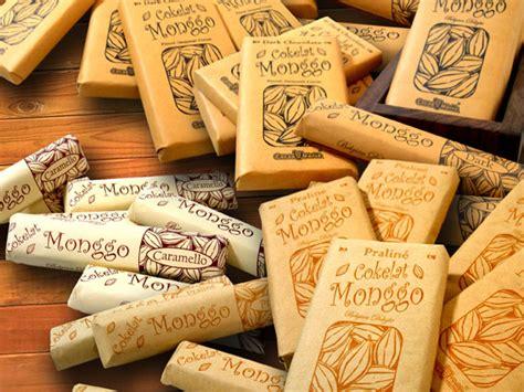 Coklat Monggo chocolate monggo