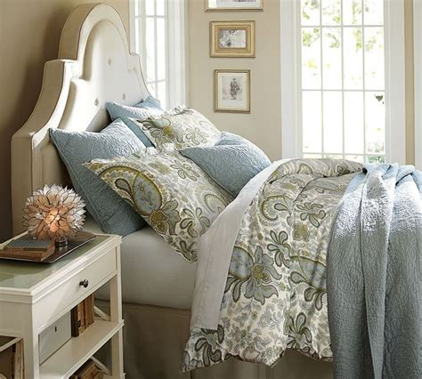 17 best ideas about paisley bedding on navy