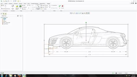 pattern in creo sketch how to import a reference sketch in creo grabcad
