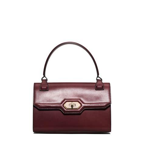Michael Kors Sutton Top Handle Bag by Michael Kors Harlington Small Leather Top Handle Bag In