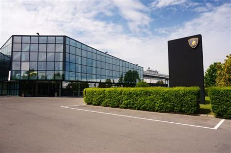 Lamborghini Factory Location Lamborghini Factory Picture Of Lamborghini Museum Sant