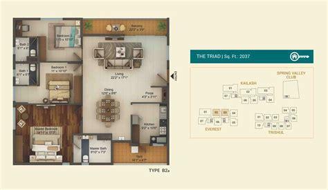 Mid Valley Floor Plan by Luxury Apartments In Vijayawada Flats For Sale In Vijayawada