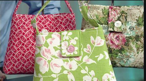 How To Make Handmade Purses - make your own purse